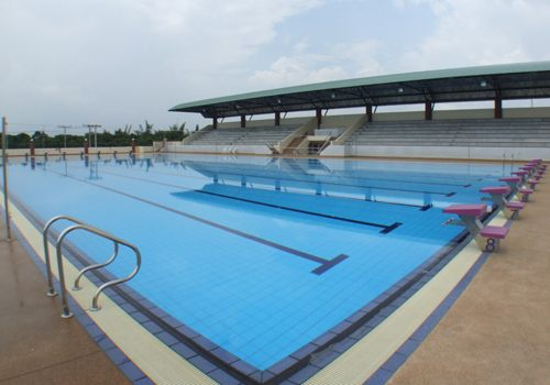 สระว่ายน้ำสุพรรณกัลยา