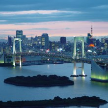 กรุงโตเกียว(Tokyo) ญี่ปุ่น