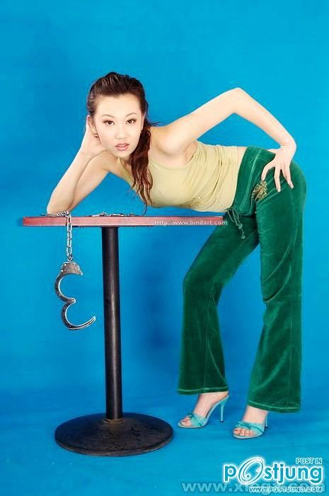 ลีลา..สาวจีนโดนจับ