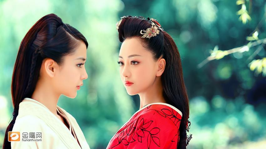 พี่หยางหยิง จาก Yun Zhong Ge 《云中歌》- 2013