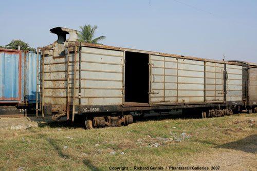 รถไฟในกัมพูชา
