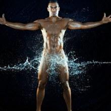 ราดวานสกา  นำทีมนักกีฬาเปลื้องผ้า ESPN