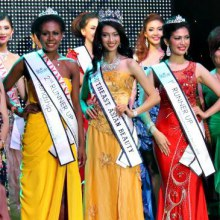 Miss Southeast Asian Beauty Pageant 2013