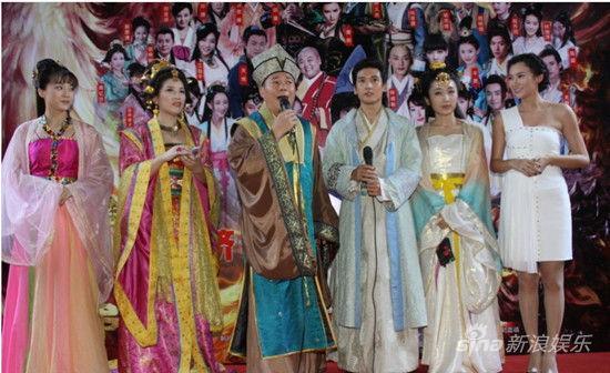 จี้กง อภินิหารเทพพิชิตมาร ฉบับใหม่ 《新济公活佛》 New Legend Ji Gong 2013-2014