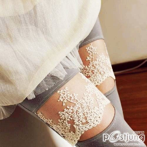 ขาสั้น สวยแปลก