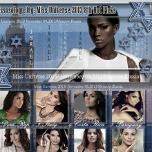 Miss Universe 2013, poll, august