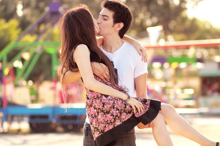 มีรัก..มี kiss โรแมนติกจัง