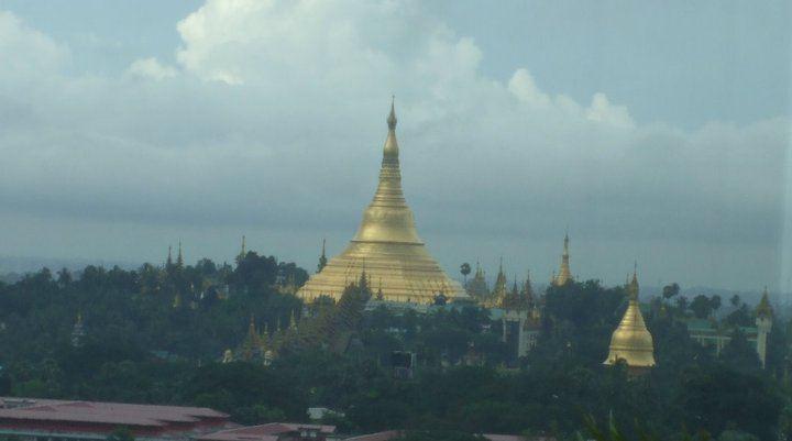 นครย่างกุ้ง ประเทศพม่า