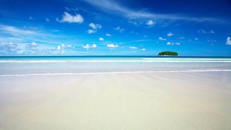 หาดสวย สำหรับคู่รัก