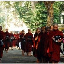 วัดมหากันดายงค์ วิทยาลัยสงฆ์ที่ใหญ่ที่สุดในพม่า