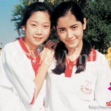 แตงโมกับพิ้งกี้ เคยเป็นเพื่อนกันมสัยมัธยมด้วย!!