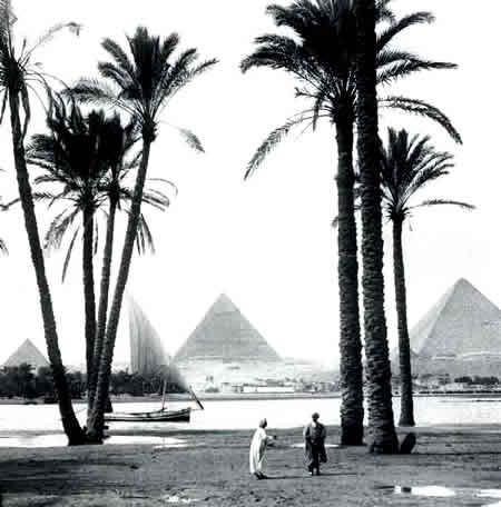 อียิปต์ของขวัญจากแม่น้ำไนล์