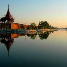 พระราชวังมัณฑะเลย์ พระราชวังที่สวยที่สุดแห่งหนึ่งในเอเชีย