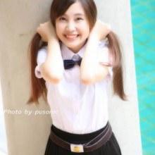 น่ารัก เรียบร้อยแบบ นักเรียนไทย