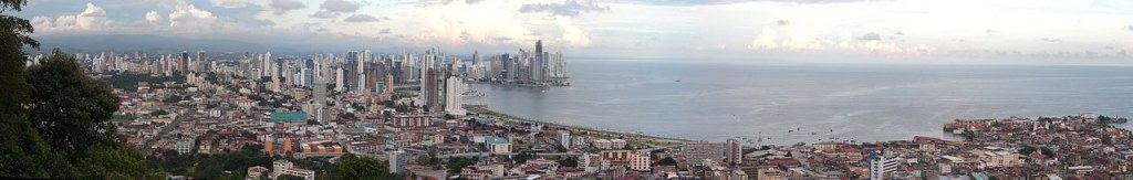 กรุงปานามาซิตี้(Panama City) ปานามา