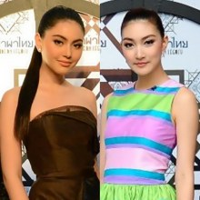 Pancake&Davika @ ทอฟ้าผ้าไทย Torfah Phathai