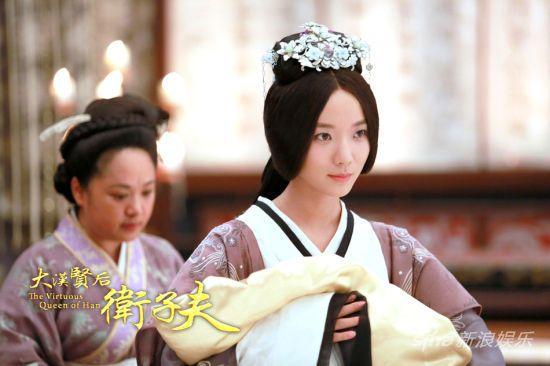 ตำนานจักรพรรดินีเว่ยจื่อฟู่ -《大汉贤后卫子夫》 Empress Wei Chu Fu -2013 part12