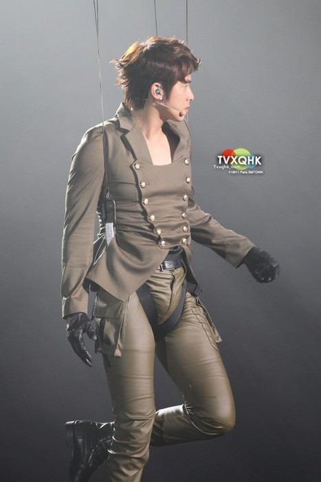 """ยูโน  ยุนโฮ  คอลเลคชัน  """"เป้าตุง"""" ขนมาเป็นกระบุง"""