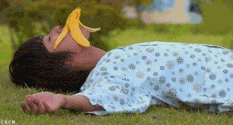 นอนกินกล้วยดีกว่า