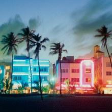 นครไมอามี่(Miami) สหรัฐอเมริกา