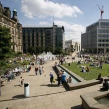 เมืองเชฟฟีลด์(Sheffield) อังกฤษ