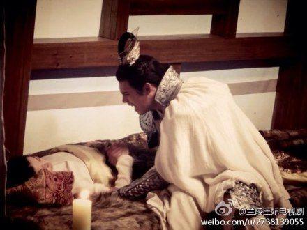 องค์หญิงหลันหลิง Princess Lan Ling 《兰陵王妃》2013-2014 part1