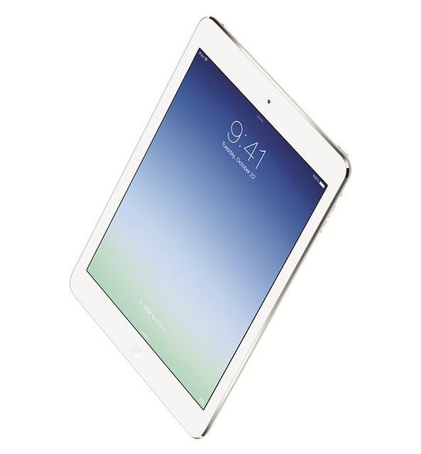 iPad Air บางและเบากว่าเดิม แท็บเล็ตตัวแรกของโลกที่ใช้ชิปแบบ 64-Bit