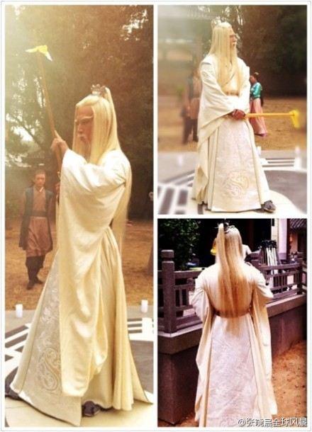 องค์หญิงหลันหลิง Princess Lan Ling 《兰陵王妃》2013-2014 part3
