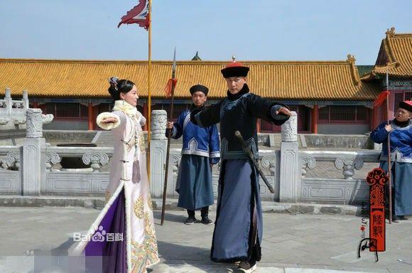 《宫锁连城》The palace:The lost daughter 2013-2014 part1