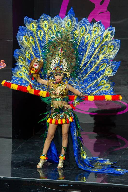 Road to Moscow - MU2013 - National Costume