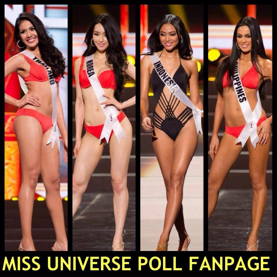 PRELIMINARY COMPETITIONS : MISS UNIVERSE 2013