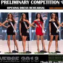 The Best Final Poll and My own Poll/ Miss Universe 2013