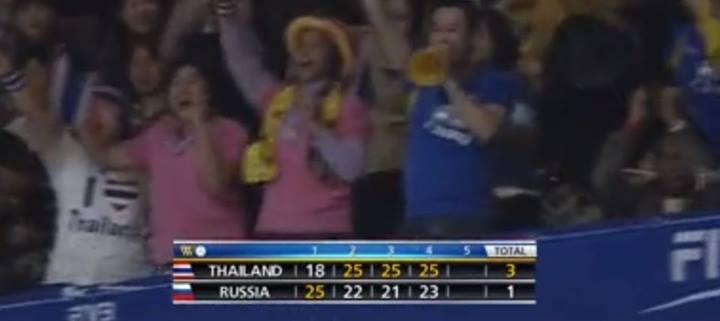 นักตบสาวไทยจะเดินทางกลับถึงไทย 15.45 น. วันนี้