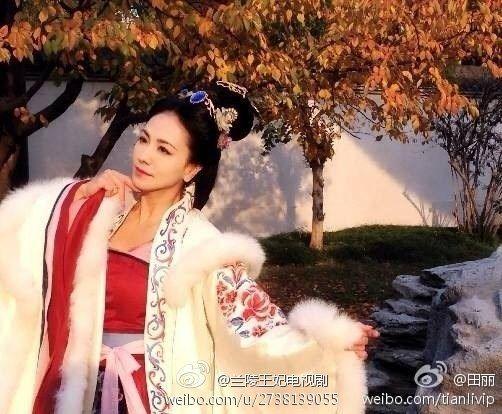 องค์หญิงหลันหลิง Princess Lan Ling 《兰陵王妃》2013-2014 part12