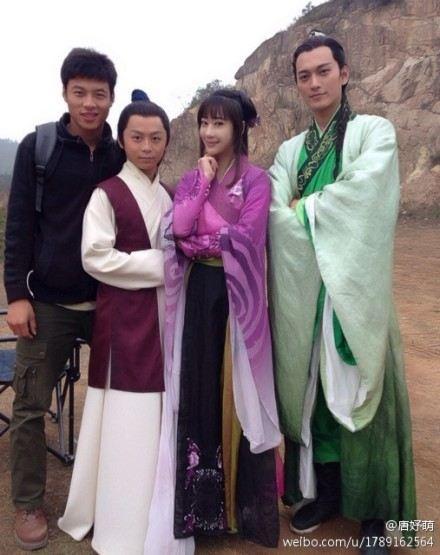 องค์หญิงหลันหลิง Princess Lan Ling 《兰陵王妃》2013-2014 part15