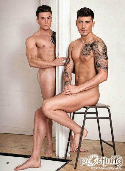 Gay Times Magazine : The Naked Issue for Winter 2013