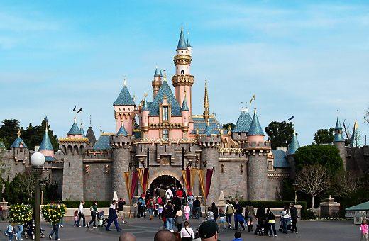3. Disneyland, Anaheim, California
