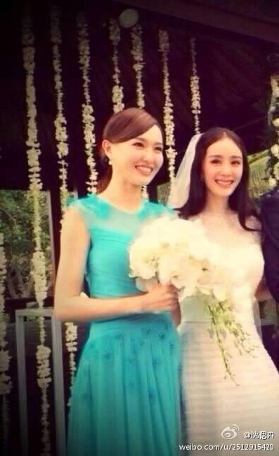 งานมงคลสมรสนางเอกสาวจากแดนมังกร Yang Mi กับ Liu Kai Wei ณ เกาะบาหลี