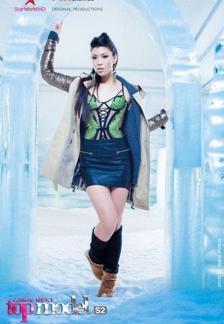 Asia's Next Top Model c2 สัปดาห์ที่ 3