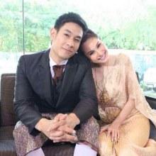 Kwan Usamanee & Om Akapan - Cute Couple