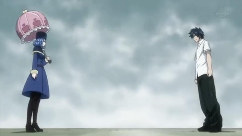 จูเบีย Fairy Tail 2