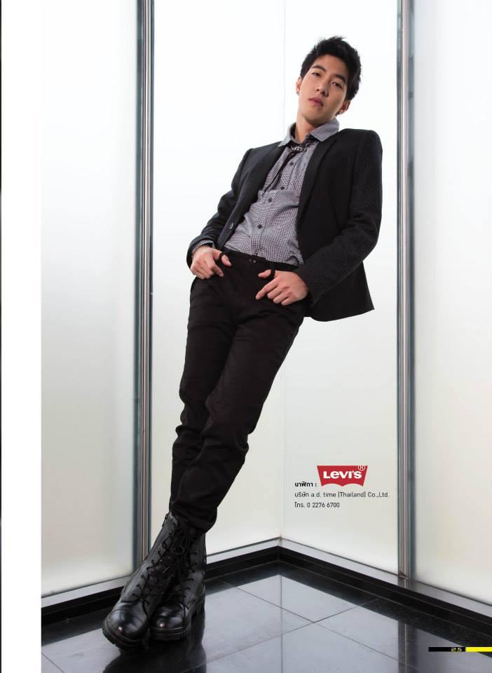 โตโน่ ภาคิน @ C.Life Free Magazine issue 21 January 2014