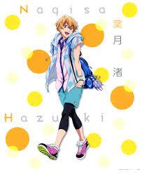 Free! Hazuki nagisa