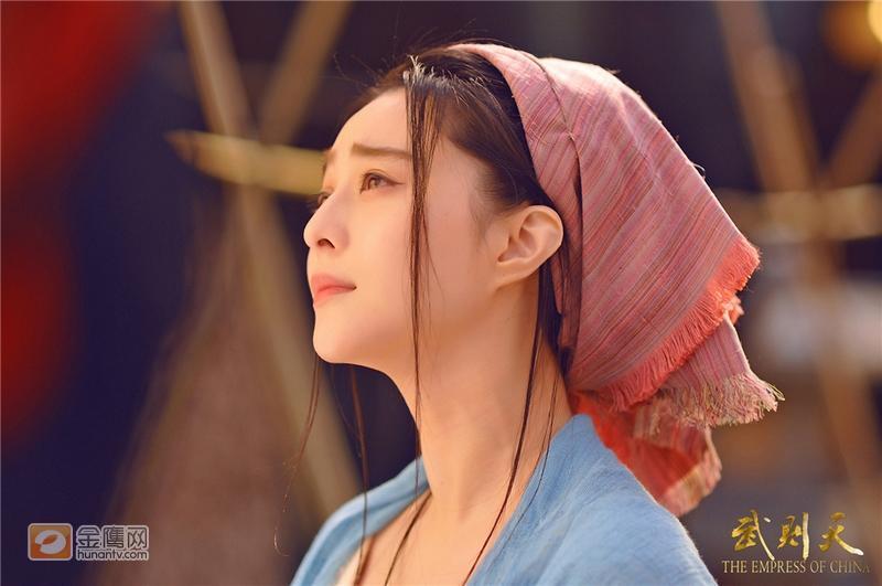 ตำนานจักรพรรตินีบูเช็กเทียน Young Empress Wu《武则天》 2014 part8