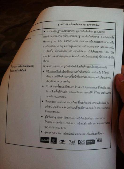 Central Plaza Nakhon Ratchasima. มาแล้วครับ!!