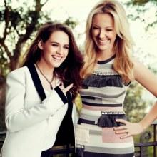 Kristen Stewart และสไตลิสท์คู่ใจ ถ่ายแฟชั่นร่วมกันใน The Hollywood Reporter