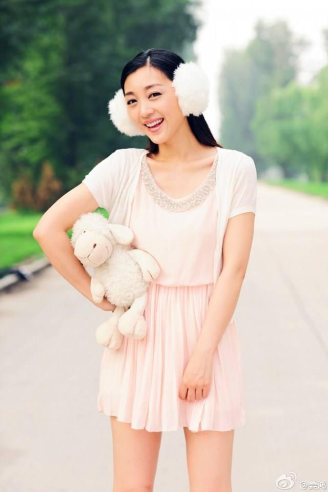 Jiang Hong 姜鸿