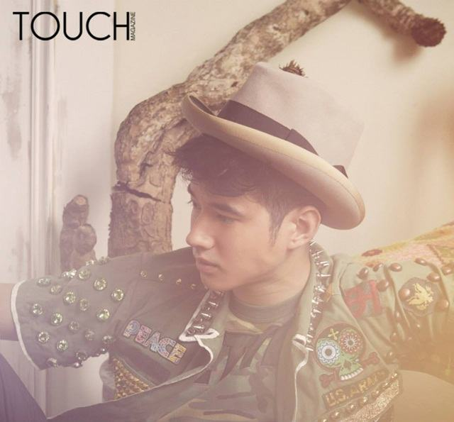 มาริโอ้ @ TOUCH MAGAZINE vol.3 no.41 April 2014