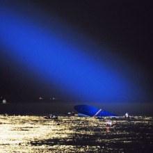 (รวมรูป) โศกนาฏกรรม เรือSEWOLล่มที่เกาหลีใต้