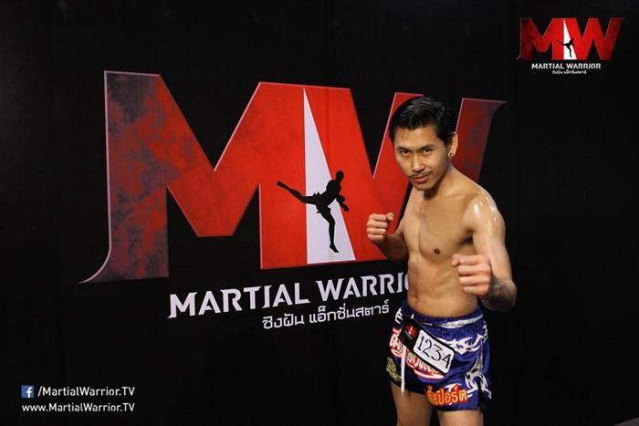 สุดฟินกับหนุ่มล่ำๆ ในรายการ Martial Warrior